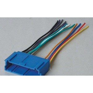 WIRE HARNESS SELECT GM BLUE 32-PIN