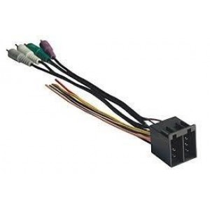 WIRE HARNESS SELECT LANDROVER
