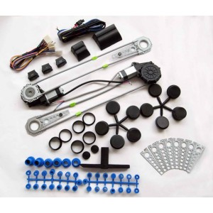 POWER WINDOW KIT UNIVERSAL